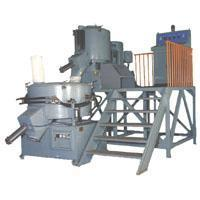 Vertical cooling mixer
